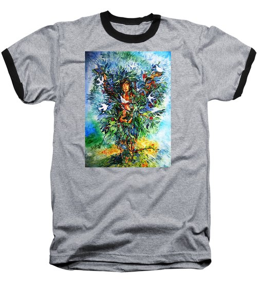 Tree Of Life  Baseball T-Shirt