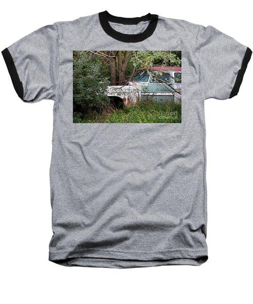 Tree-powered Desoto Baseball T-Shirt
