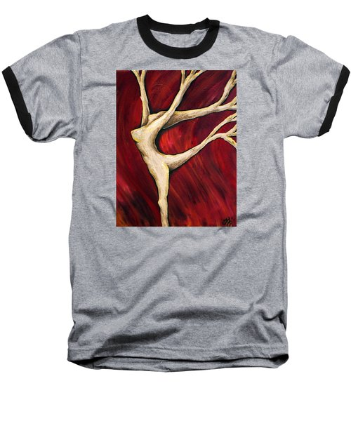 Tree Spirit Baseball T-Shirt