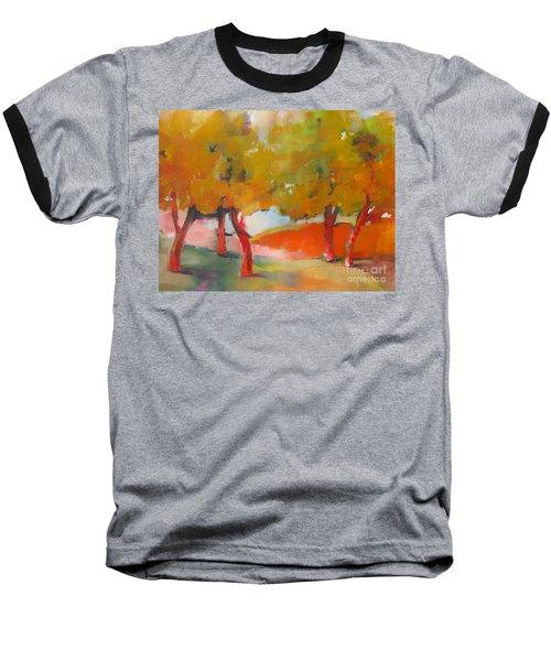 Trees #5 Baseball T-Shirt
