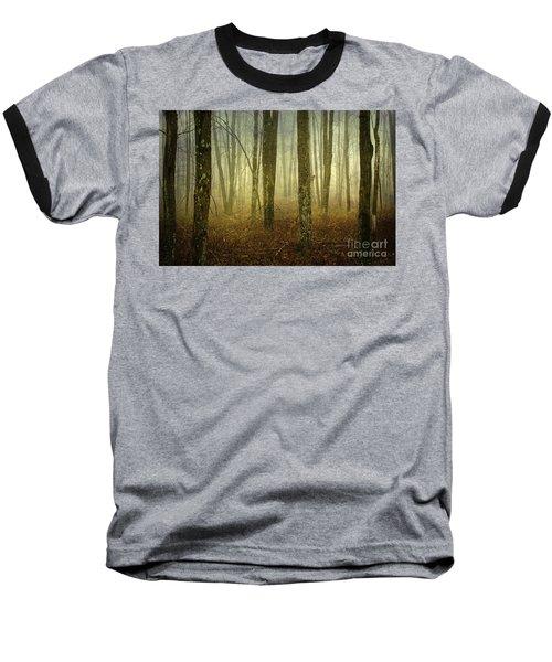 Trees II Baseball T-Shirt