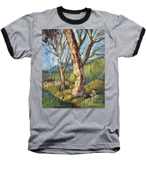 Trees In Spring Baseball T-Shirt