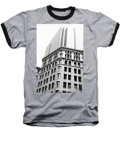 Tremont Temple Boston Ma Baseball T-Shirt