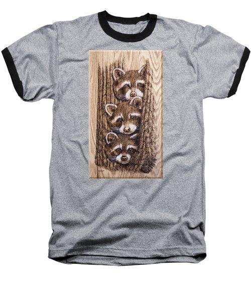 Tres Amegos Baseball T-Shirt