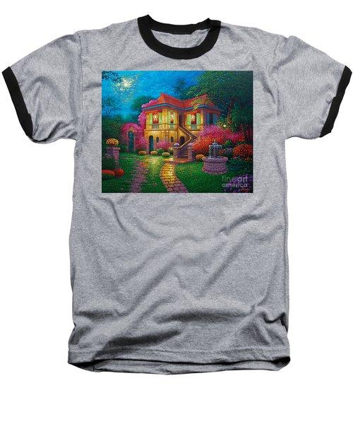 Tres Reyes Magos Baseball T-Shirt