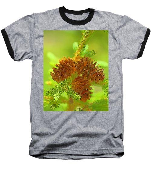 Tri Cones Baseball T-Shirt