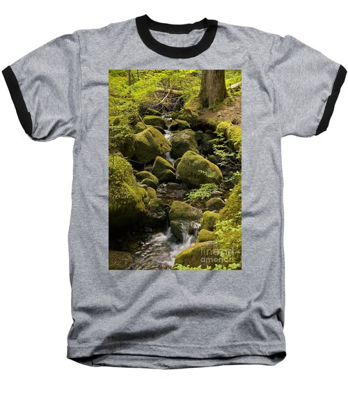 Tributary Baseball T-Shirt by Sean Griffin