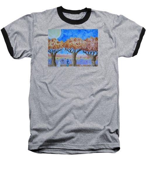 Trick Or Treat 1 Baseball T-Shirt