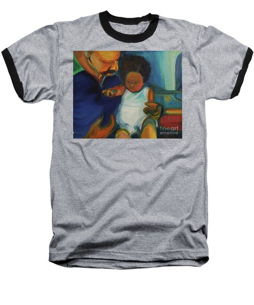 Trina Baby Baseball T-Shirt