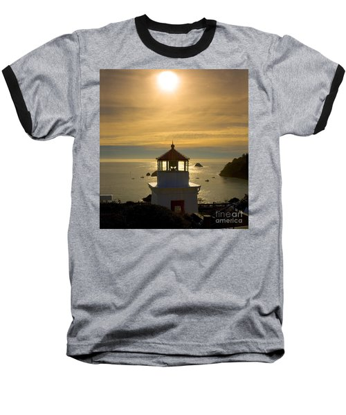 Trinidad Memorial Lighthouse Baseball T-Shirt