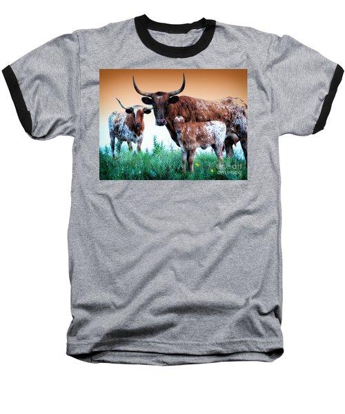 Triple Brandy Wine  Baseball T-Shirt