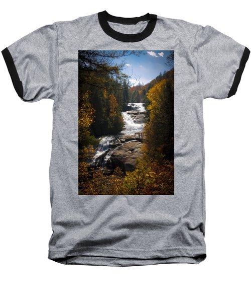 Triple Falls Baseball T-Shirt