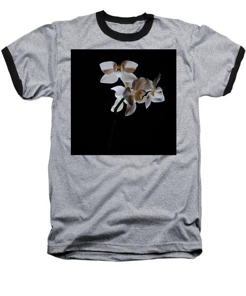 Baseball T-Shirt featuring the photograph Triplets II Color by Ron White