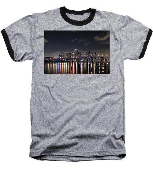 Trooper Bridge Miami Baseball T-Shirt
