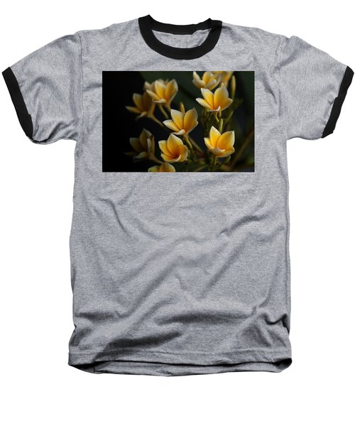 Baseball T-Shirt featuring the photograph Tropic Welcome by Miguel Winterpacht