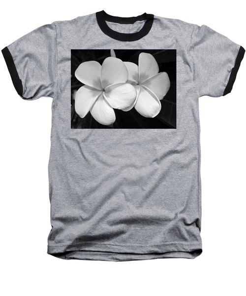 Tropical Beauty Baseball T-Shirt