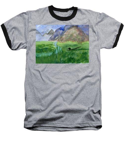 Trout Bum Baseball T-Shirt