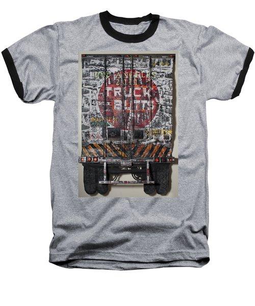 Truck Butts Baseball T-Shirt
