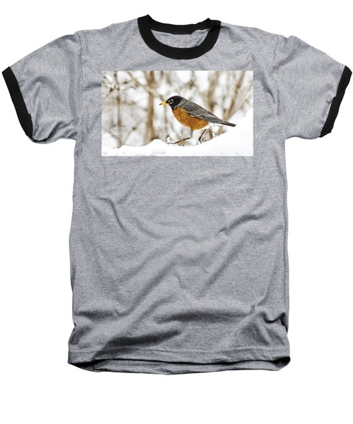 Trucking Baseball T-Shirt