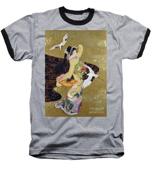 Tsuru No Mai Baseball T-Shirt