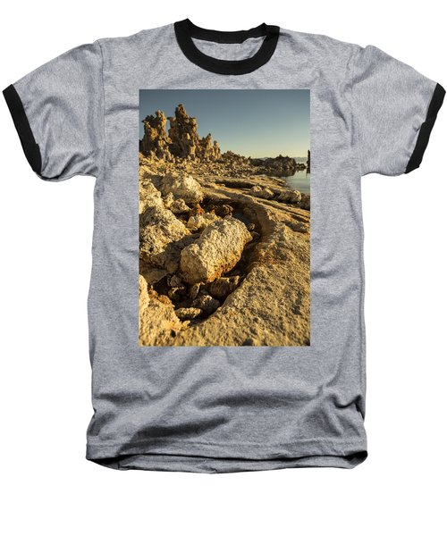 Tufa Rock Baseball T-Shirt