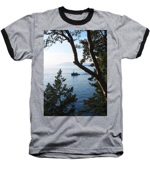 Tugboat Passes Baseball T-Shirt
