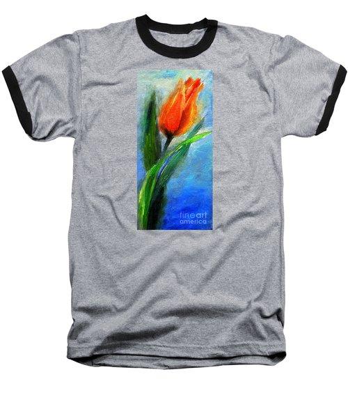 Tulip - Flower For You Baseball T-Shirt