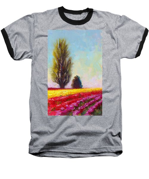 Tulip Sentinels Baseball T-Shirt