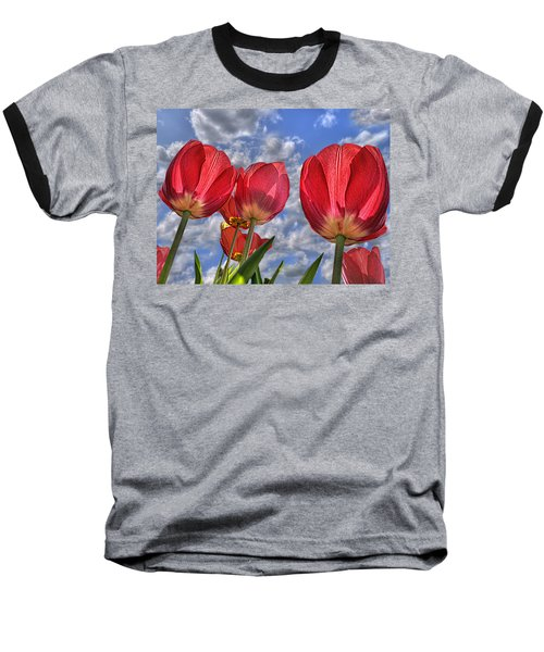 Tulips Are Better Than One Baseball T-Shirt