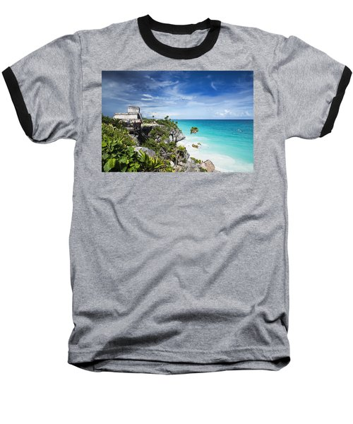 Tulum Baseball T-Shirt