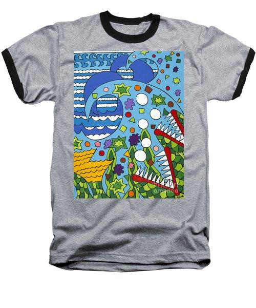 Tumbled Baseball T-Shirt