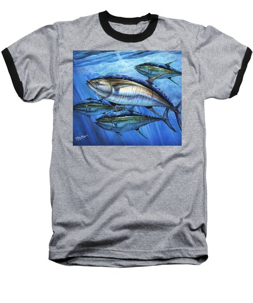 Tuna In Advanced Baseball T-Shirt