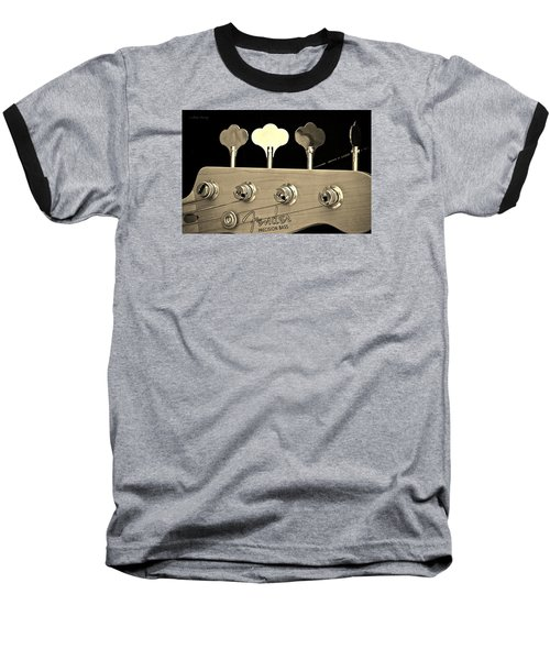 Fender Precision Bass Baseball T-Shirt