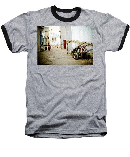 Tunisian Girl Baseball T-Shirt