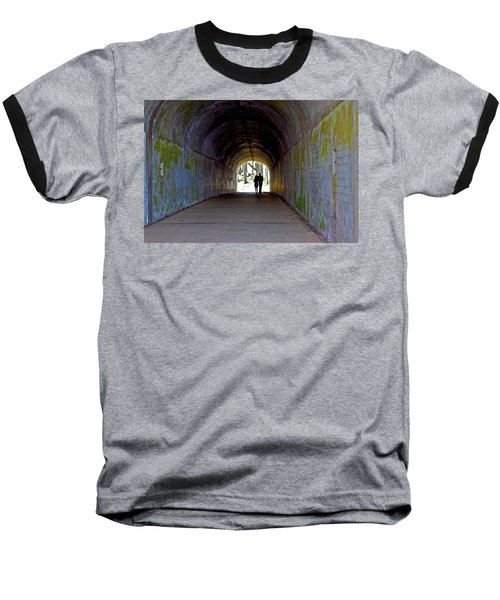 Tunnel Of Love Baseball T-Shirt