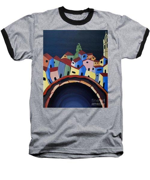 Tunnels Of Guanajuato Baseball T-Shirt