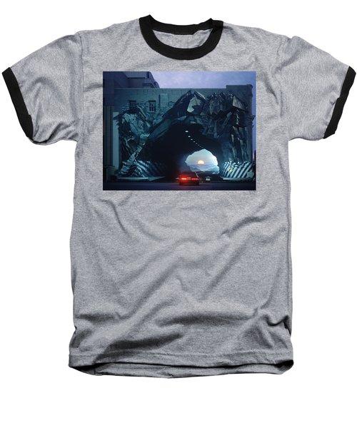 Tunnelvision Baseball T-Shirt