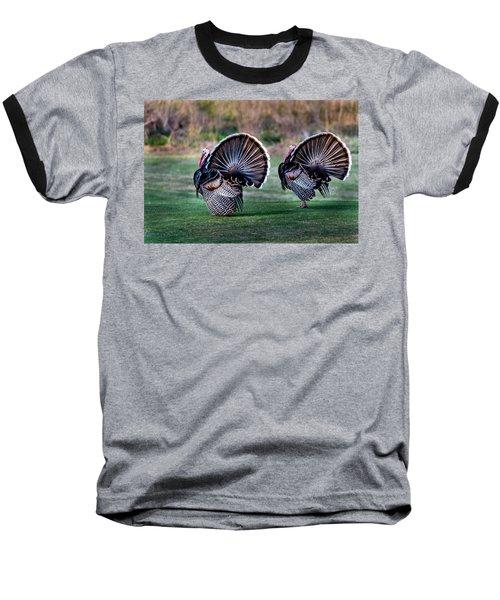 Turkey Baseball T-Shirt