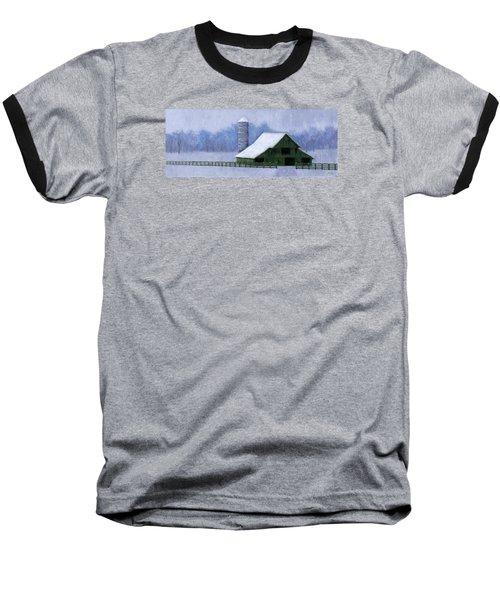 Turner Barn In Brentwood Baseball T-Shirt