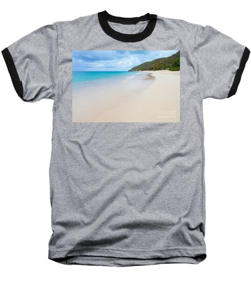 Turner Beach Antigua Baseball T-Shirt