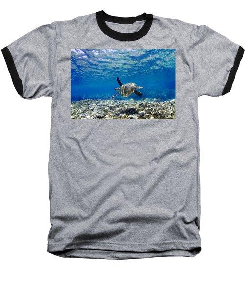 Turtle Cruise Baseball T-Shirt