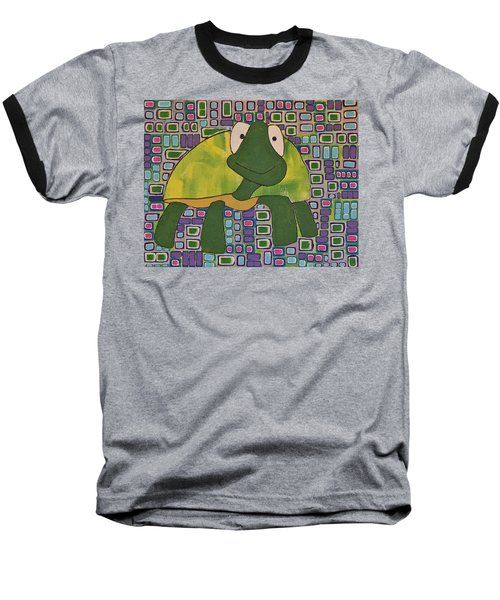 Turtle Baseball T-Shirt