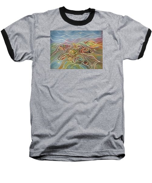 Turtles II Baseball T-Shirt