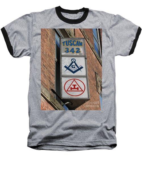 Tuscan 342 Baseball T-Shirt by Michael Krek