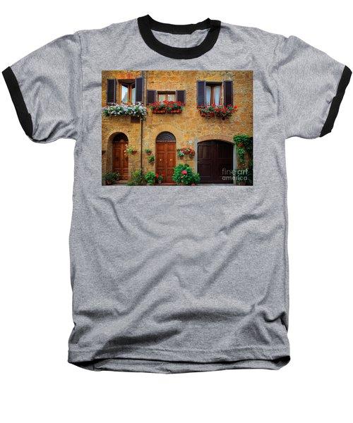 Tuscan Homes Baseball T-Shirt