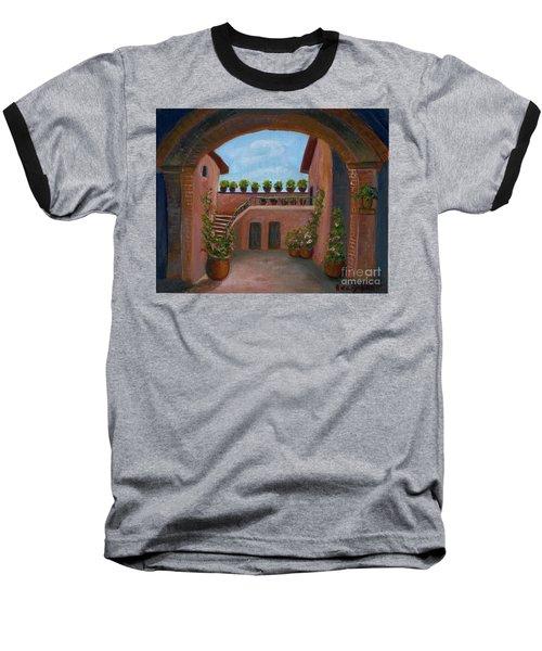 Tuscany Arch Baseball T-Shirt