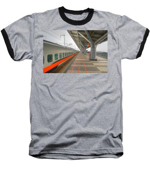 Tw Bullet Train 2 Baseball T-Shirt