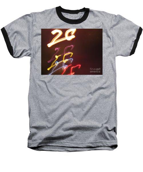 Baseball T-Shirt featuring the photograph Twenty by Ausra Huntington nee Paulauskaite