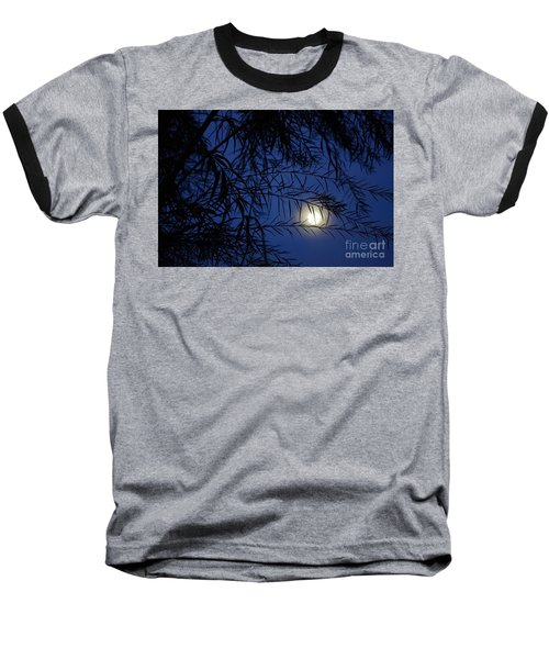 Twilight Moon Baseball T-Shirt