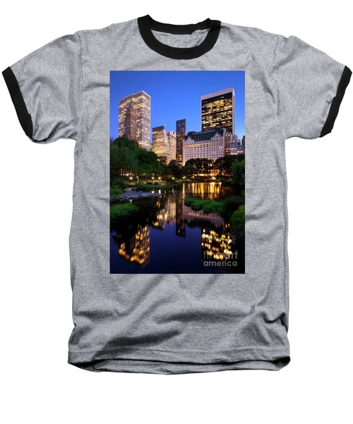 Twilight Nyc Baseball T-Shirt